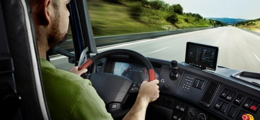 Трудов договор с международен шофьор
