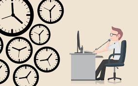 Начало и край на работния ден в договор за непълно работно време