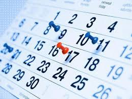 Данъчно-осигурителен календар до 25-ти март 2021 г.