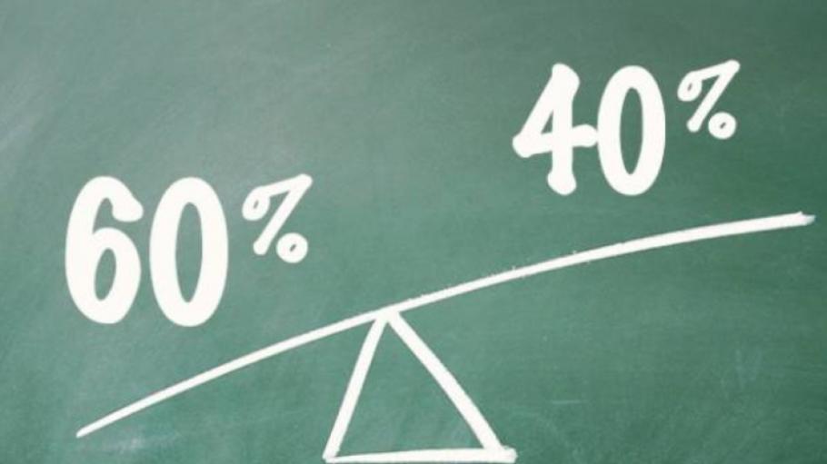Мярката 60 на 40 остава в сила до края на юни
