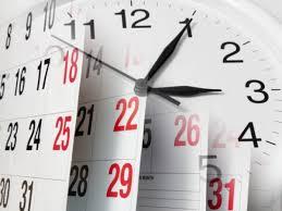 Данъчно-осигурителен календар от 22-ри до 27-ми август 2021 година