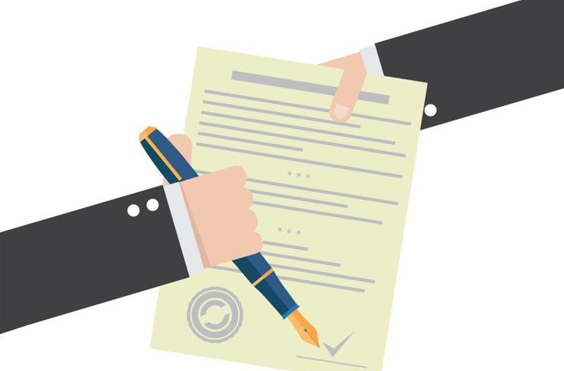 Уведомяване на НАП за сключени трудови договори