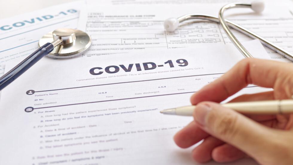 304 хиляди изплатени болнични листове заради пандемията от COVID-19 за 2020-та година