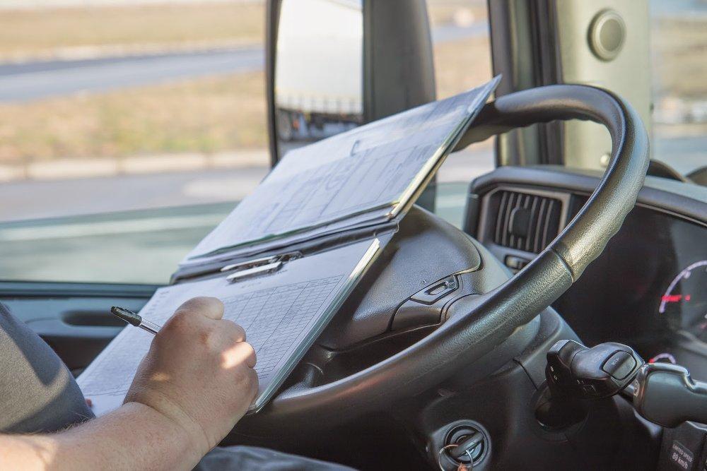 Ред за командироване на шофьори при съвместна дейност с холандско дружество