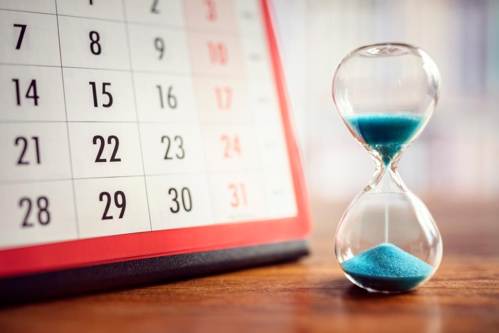 Данъчно-осигурителен календар за периода от 22-ри до 28-ми октомври 2021 г.
