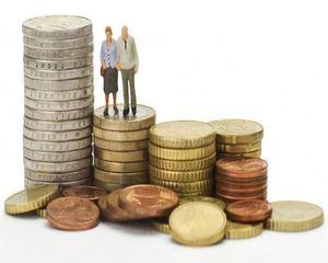 Едва 60,5% от средния доход у нас заместват пенсиите