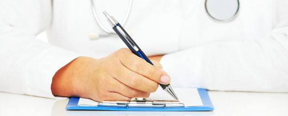 Наредба за медицинската експертиза