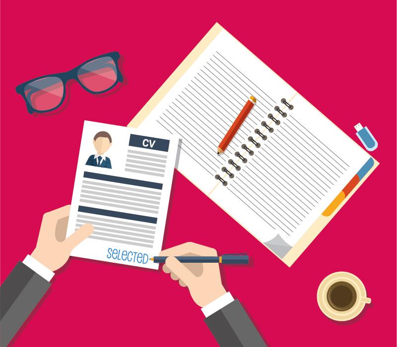 5 грешки, които нямат място в едно CV
