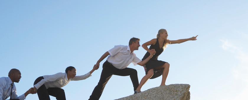 Фокус върху по-мащабното - начин за мотивиране на персонала
