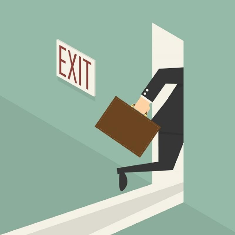 образец молба за напускане при пенсиониране
