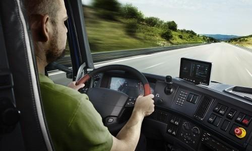 Осигуряване на шофьор на товарен автомобил